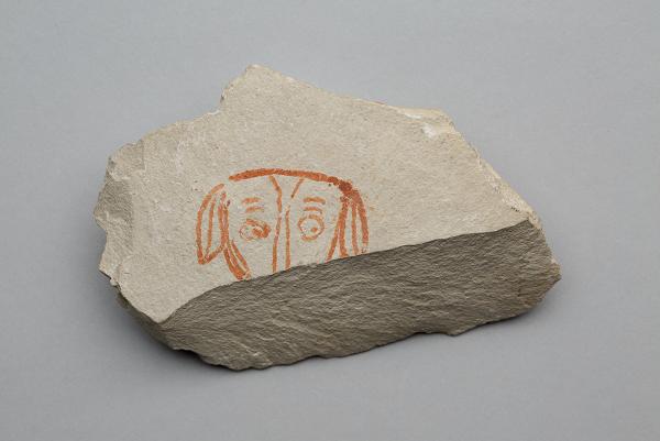 オストラコン 石灰石 遺跡